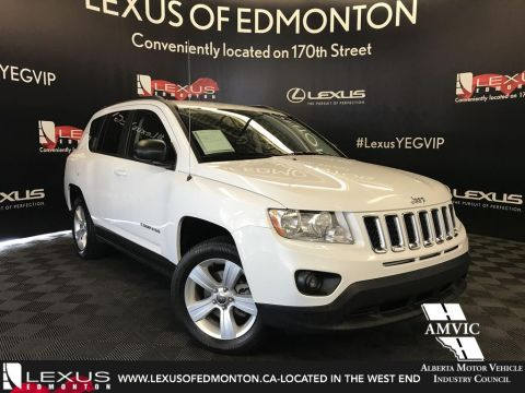 Used Jeep Compass North Edition