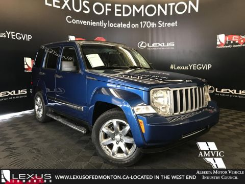 Used Jeep Liberty Limited Edition
