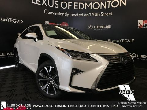 New Lexus RX 450h Executive Package