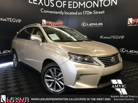 Certified Used Lexus RX 350 Touring Package