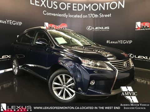Certified Used Lexus RX 350 Sportdesign Edition