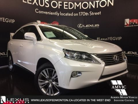 Used Lexus RX 350 Ultra Premium Package 1 w/ BSM