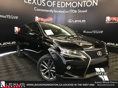 Certified Used Lexus RX 350 F Sport Package