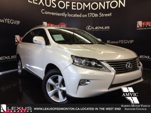 Used Lexus RX 350 Premium Package 2