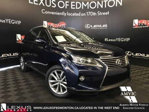 Used Lexus RX 350 Touring Package