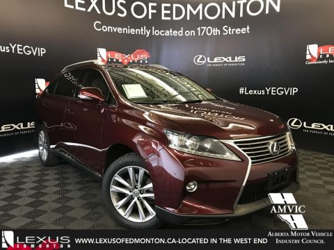Used Lexus RX 350 Sportdesign Edition