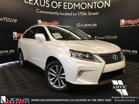 Used Lexus RX 350 Technology Package