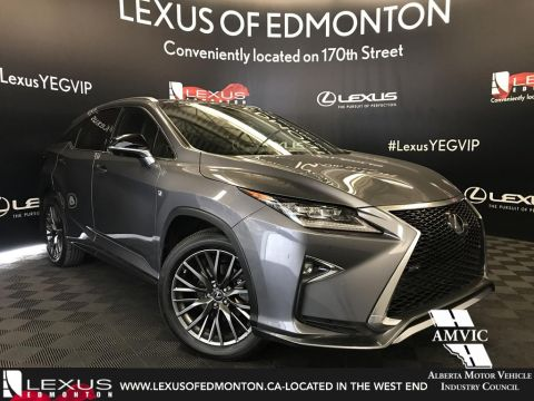 Certified Used Lexus RX 350 F Sport Series 3
