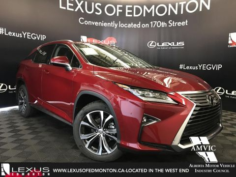 New Lexus RX 350 Luxury Package