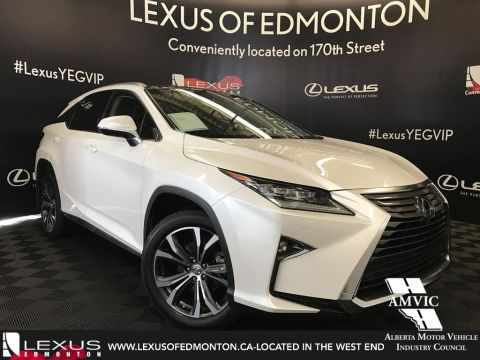 Certified Used Lexus RX 350 Executive Package