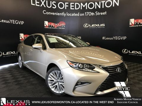 New Lexus ES 350 Executive Package