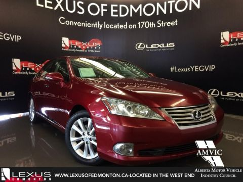 Used Lexus ES 350 Navigation Package