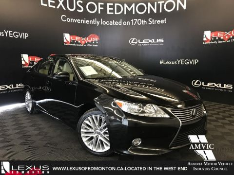 Used Lexus ES 350 Technology Package