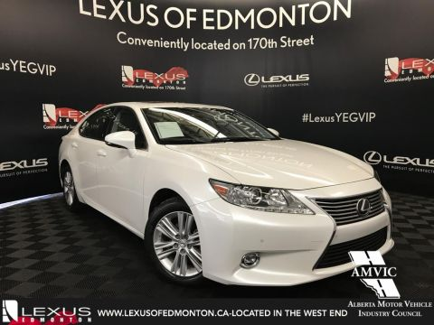 Certified Used Lexus ES 350 Touring Package