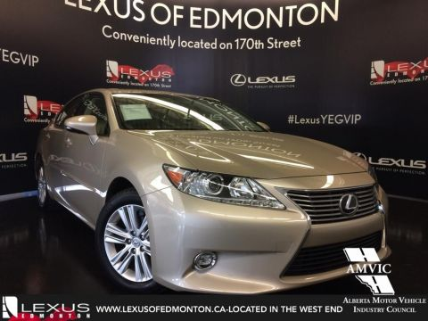 Used Lexus ES 350 Leather & Navigation Package