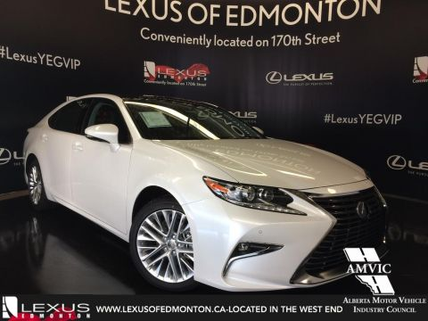 Used Lexus ES 350 DEMO UNIT - EXECUTIVE PACKAGE