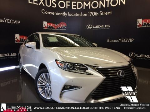 Used Lexus ES 350 OFFICIAL TOUR OF ALBERTA VEHICLE
