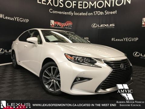 New Lexus ES 300h Executive Package