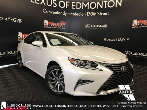 New Lexus ES Standard Package