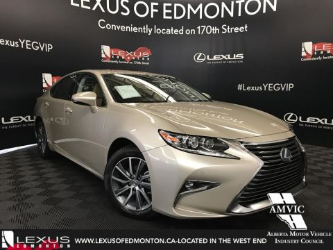 New Lexus ES Executive Package
