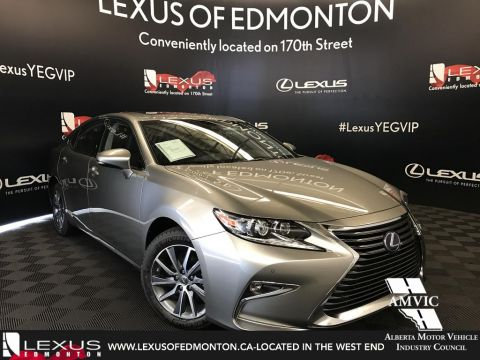 New Lexus ES Touring Package