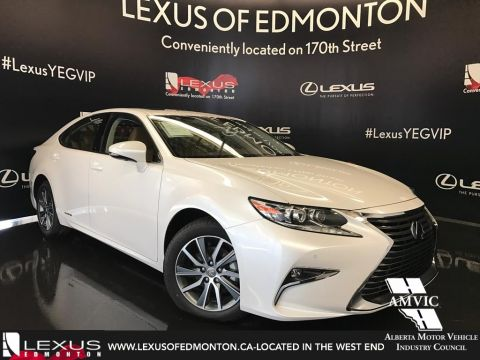 New Lexus ES 300h Touring Package