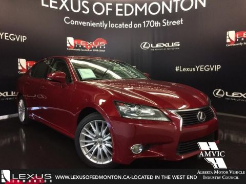 Used Lexus GS 350 Technology Package