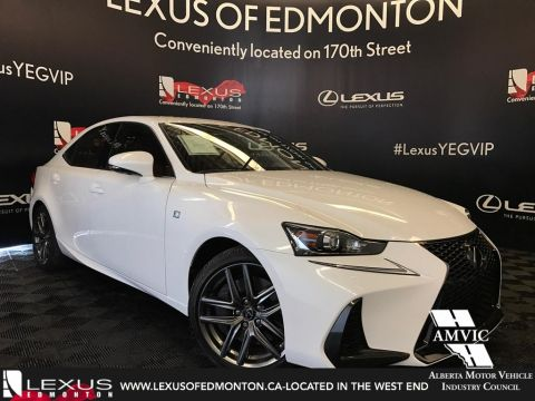 Used Lexus IS 350 DEMO UNIT - F SPORT SERIES 3