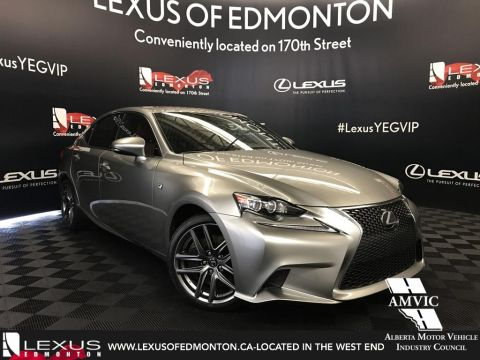 Certified Used Lexus IS 350 F Sport Series 3