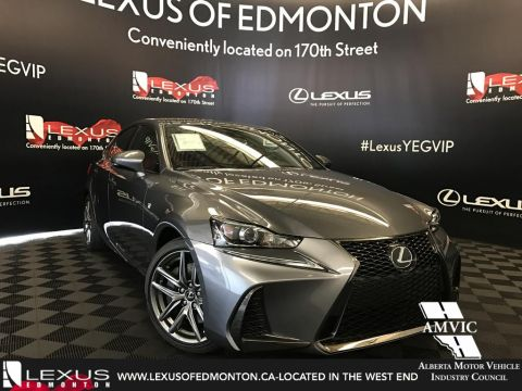 New Lexus IS 350 F Sport Series 2