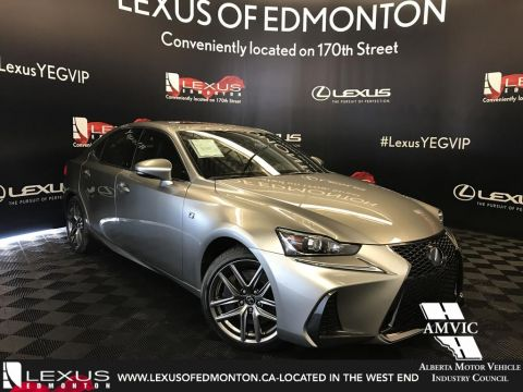 New Lexus IS 350 F Sport Series 3