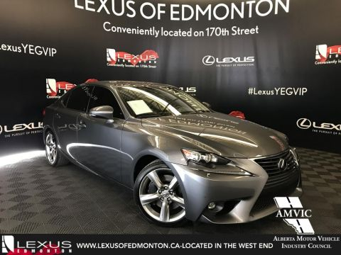 Certified Used Lexus IS 350 Executive Package