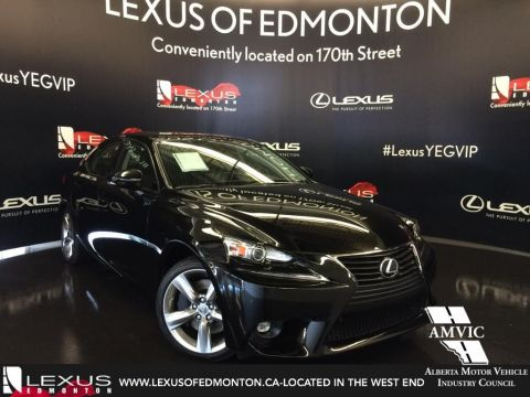 Used Lexus IS 350 DEMO UNIT - LUXURY PACKAGE