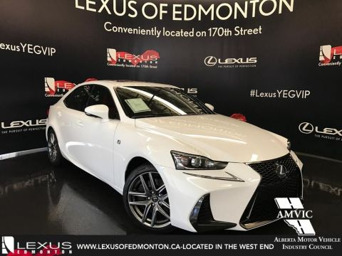 Used Lexus IS 350 DEMO UNIT - F SPORT SERIES 2