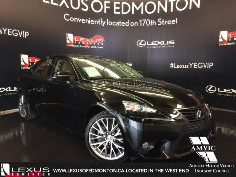 Used Lexus IS 250 Premium Package