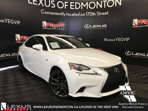 Used Lexus IS 250 Executive F Sport Package