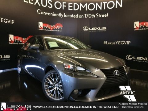 Used Lexus IS 250 Luxury Package