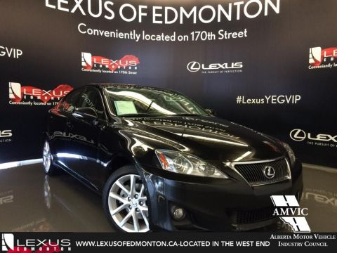 Used Lexus IS 250 Leather w/ Moonroof Package