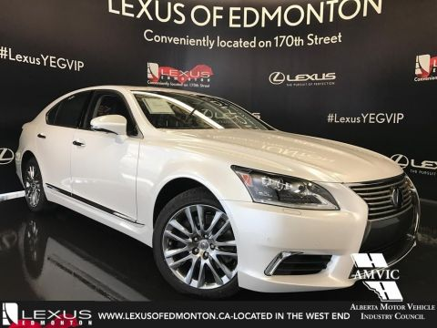 New Lexus LS 460 Technology Package