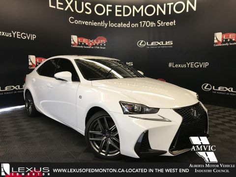 New Lexus IS 300 F Sport Series 1
