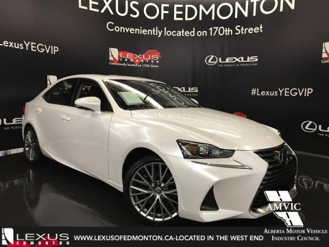 New Lexus IS 300 Premium Package