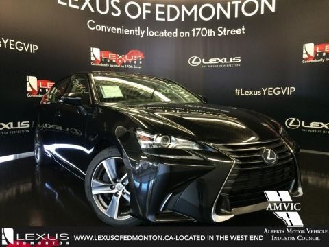 Certified Used Lexus GS 350 DEMO UNIT - STANDARD PACKAGE