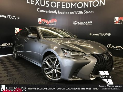 Certified Used Lexus GS 350 F Sport Series 2