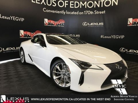 New Lexus LC 500 Standard Package