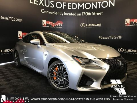 New Lexus RC F Performance Package