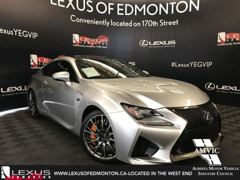 Certified Used Lexus RC F Performance Package