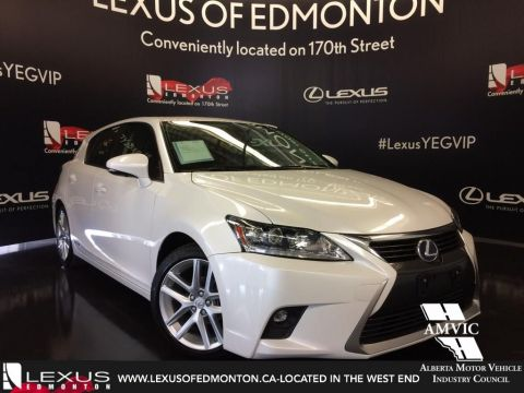 Used Lexus CT 200h Touring Package