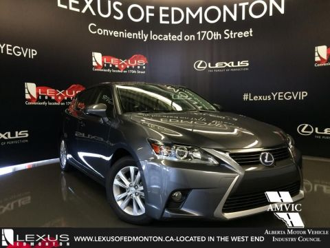 Used Lexus CT 200h DEMO UNIT - STANDARD PACKAGE