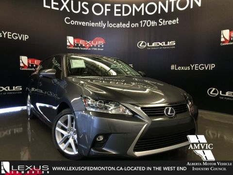 Certified Used Lexus CT 200h DEMO UNIT - TOURING PACKAGE