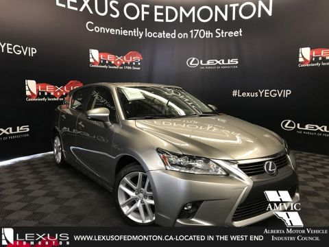 New Lexus CT 200h Executive Package